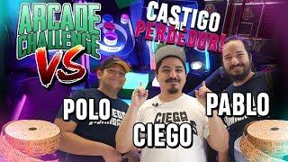 Video Triple VERSUS en el Arcade - POLO vs PABLO vs CIEGO MP3, 3GP, MP4, WEBM, AVI, FLV Desember 2018