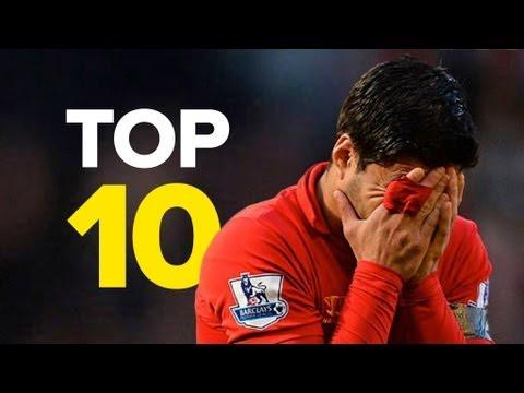 Top 10 Longest Football Bans