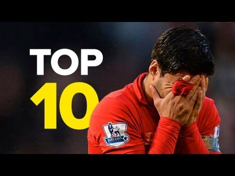 Top 10 Longest Football Bans