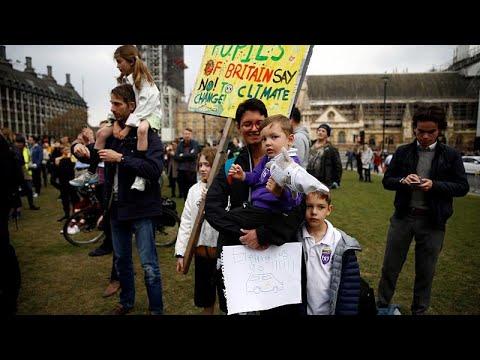 Βρετανία: Αναγκαία τα άμεσα μέτρα για την κλιματική αλλαγή…