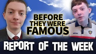 Video REPORT OF THE WEEK | Before They Were Famous | Reviewbrah Biography MP3, 3GP, MP4, WEBM, AVI, FLV Juni 2018