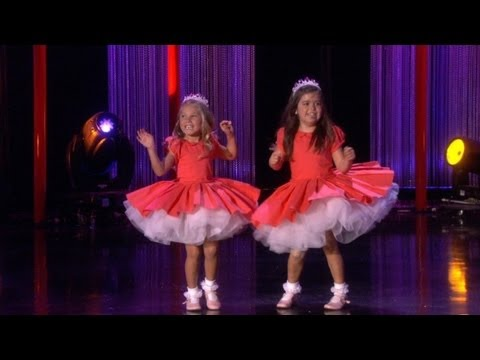 & - They're back and better than ever! Sophia Grace & Rosie crashed Ellen's monologue. Catch this awesome performance of the Macklemore and Ryan Lewis' hit,
