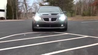 2009 Pontiac G8 GT Update
