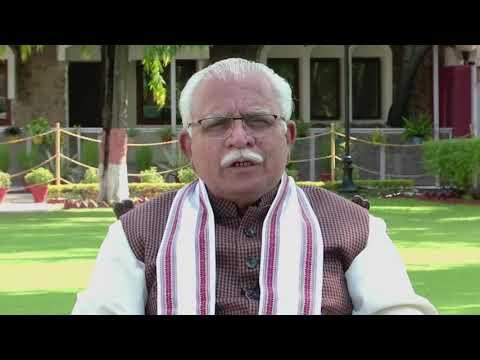 Embedded thumbnail for Chief Minister Shri Manohar Lal Expressing Gratitude For Increasing MSP For Rabi Crops (10 September 2021)