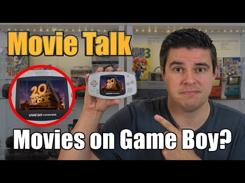 Movie Talk - movies on portable video game consoles