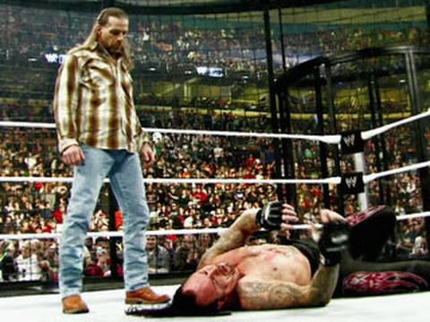 Video Raw: The history between Shawn Michaels and The Undertaker download in MP3, 3GP, MP4, WEBM, AVI, FLV January 2017