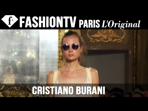 Fashion TV - http://www.FashionTV.com/videos MILAN - See the Cristiano Burani collection for Spring/Summer 2015 on the runway during Milan Fashion Week. For franchising opportunities with FashionTV, CONTACT...