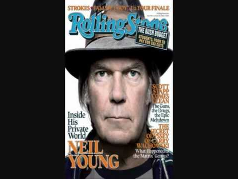 Neil Young- My My, Hey Hey (Out Of The Blue)