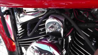 7. 014616 - 2010 Harley Davidson Softail Custom FXSTC - Used Motorcycle For Sale