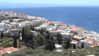 Andros Greece  city images : Beaultiful Batsi Village - Greece 2015