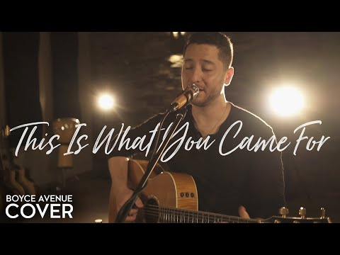 This Is What You Came For (Calvin Harris Cover)