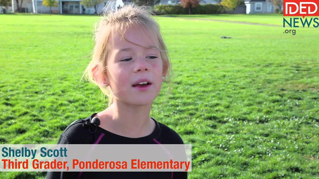 Meridian school unites over fitness program