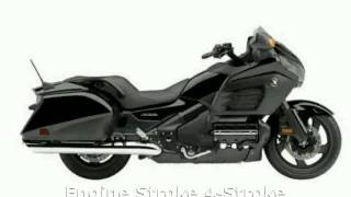 9. 2014 Honda Gold Wing F6B Deluxe - Details