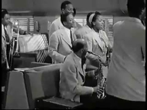 ellington - This is a segment from the film Reveille with Beverly from 1943; the song was composed in 1939.