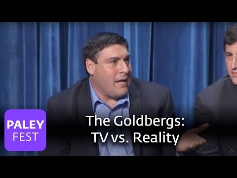 Video The Goldbergs - Adam F. Goldberg on How His Real Family Compares to the TV Version download in MP3, 3GP, MP4, WEBM, AVI, FLV January 2017