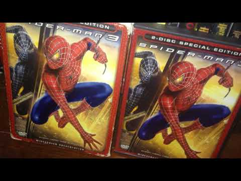 Spider-Man 3 (2007) DVD Review