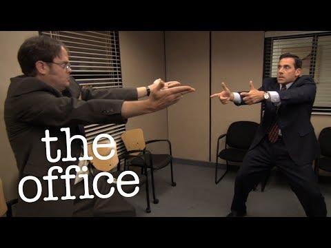 Standoff  - The Office US (видео)