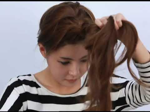 韓國超人氣魔髮小公主 《百變編髮》全圖解