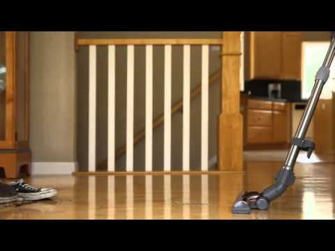Product Demonstration - Hard Floor Expert® Deluxe Canister Vacuum 1161