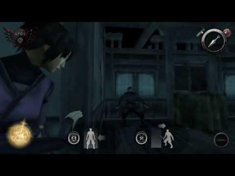 tenchu shadow assassins psp cso
