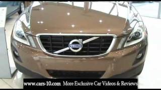 2009 Volvo XC60 Review Filmed Indoors