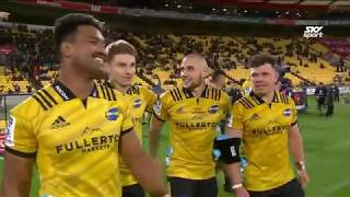 Hurricanes vs Highlanders Rd.6 2018 Super rugby video highlights