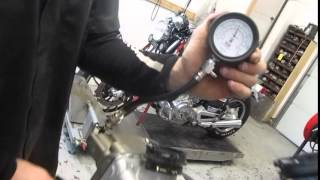 2. (2002)-2006 HONDA RVT1000R RVT 1000 R RC51 MOTOR COMPRESSION VIDEO