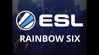 Rainbow Six Siege // Esl Highlights and Ranked Highlights // Rainbow Six Siege