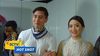 Bertemu di Belakang Panggung HUT SCTV ke 29 Natasha Wilona Curhat Kepada Verrel - Hot Shot