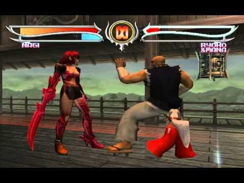 Bloody Roar 4 (PS2) - Combo Video