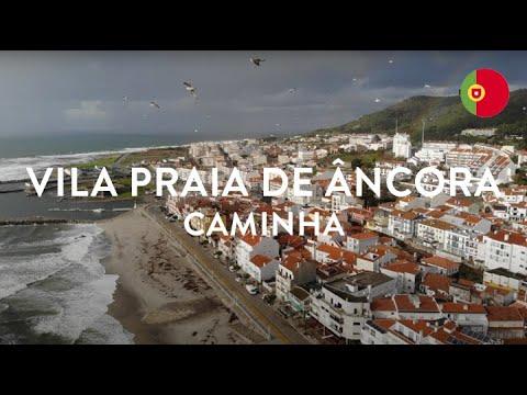 GRUPO CANALIS fresa el segundo tramo del Intercetor Gravítico de Moledo en Vila Praia de Âncora (Portugal)