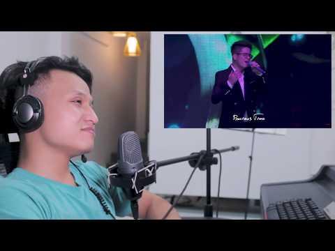 Vocal Coach M Reaction/Analysis Bùi Anh Tuấn - Live Hương Ngọc Lan. - Thời lượng: 10 phút.