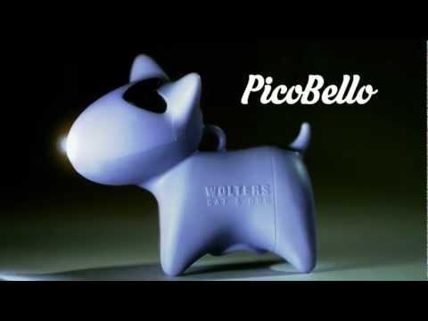 PicoBello Gassi Box Hundekotbeutel Kotbeutelspender mit kompostierbaren Beuteln