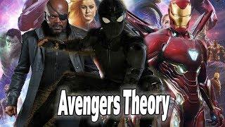 Video CRAZY Avengers 4 Endgame Theory in Leaked Spider-Man Trailer? MP3, 3GP, MP4, WEBM, AVI, FLV Desember 2018