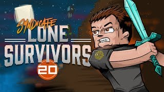Minecraft: Revenge On The Wither Skeletons! - Lone Survivors (Hardcore) - Part 20