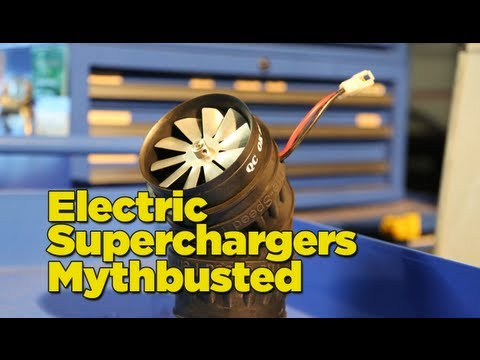 Electric - Will you make power with an eBay Supercharger? In this episode Marty and Moog install a system to see if the claims on the box actually turn into real world ...