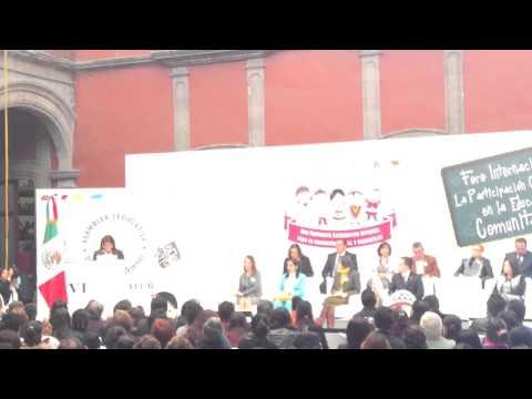 Lucila Estela Hernández , presidente de Comisión de Participación Ciudadana