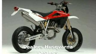 2. 2007 Husqvarna SMR 450R Specification and Specs