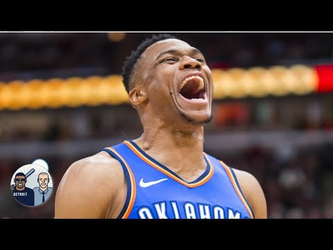 Video: Does Russell Westbrook's aggressive style contribute to altercations? | Jalen & Jacoby