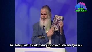 Download Video Bosan Dibohongi Gereja, Pendeta Ini Mencari Jawaban Sendiri Dan Masuk Islam 👍 Kagum Pintarnya MP3 3GP MP4