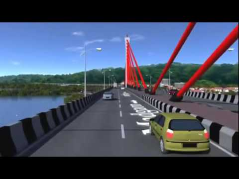 3rd Mandovi Bridge model