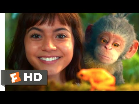 Dora and the Lost City of Gold - Today's Adventure | Fandango Family