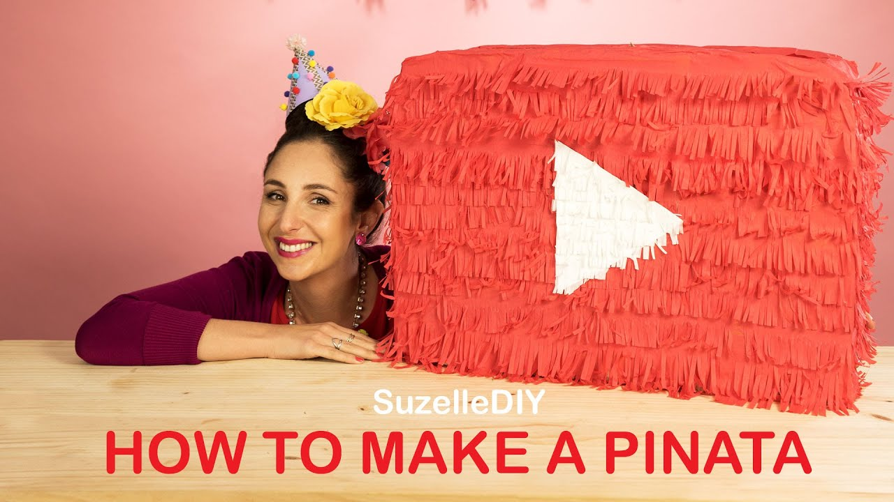 How to make a Pinata-graphic