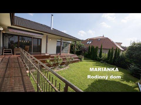 Rodinný dom - samostatný, Marianka – Video
