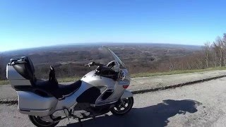 10. BMW K1200 First Impression