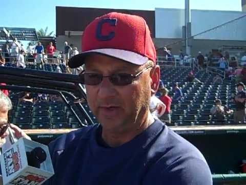 VIDEO: Terry Francona after Cactus League game