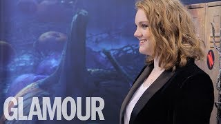 The Ultimate Night In With Barb From Stranger Things | Glamour UK