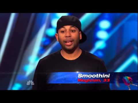 """A Great Magic Show by the Talented """"Smoothini""""."""