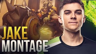 Video Jake - NA PRO DPS  - Overwatch Montage MP3, 3GP, MP4, WEBM, AVI, FLV Juni 2018