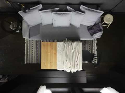 IKEA 沙發床24小時生活大公開